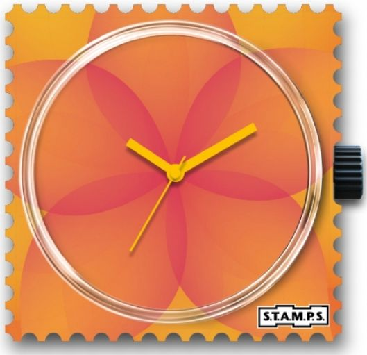S.T.A.M.P.S. Stamps Watch Sunny feelings