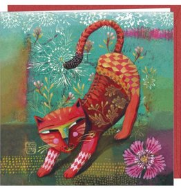 Correspondances Carte double Red cat