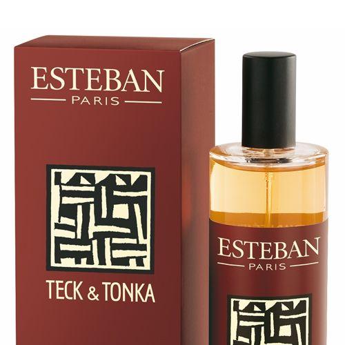 Esteban Esteban Teck & tonka - Vaporisateur 100 ml