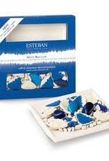 Esteban Coffret céramique Note Marine