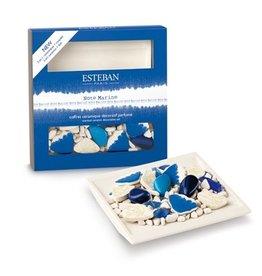 Esteban Coffret de céramiques parfumées - Note Marine