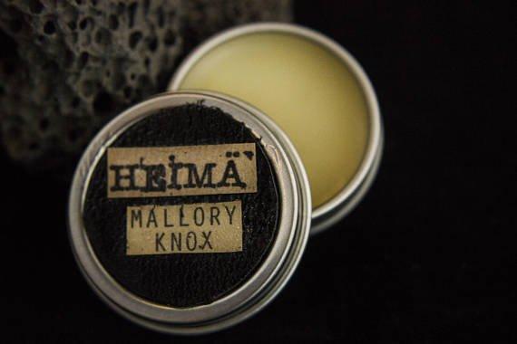 Heimä Heima Parfum solide Mallory Knox
