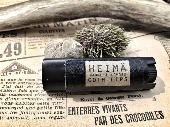 Heimä Heimä Goth lips Balm