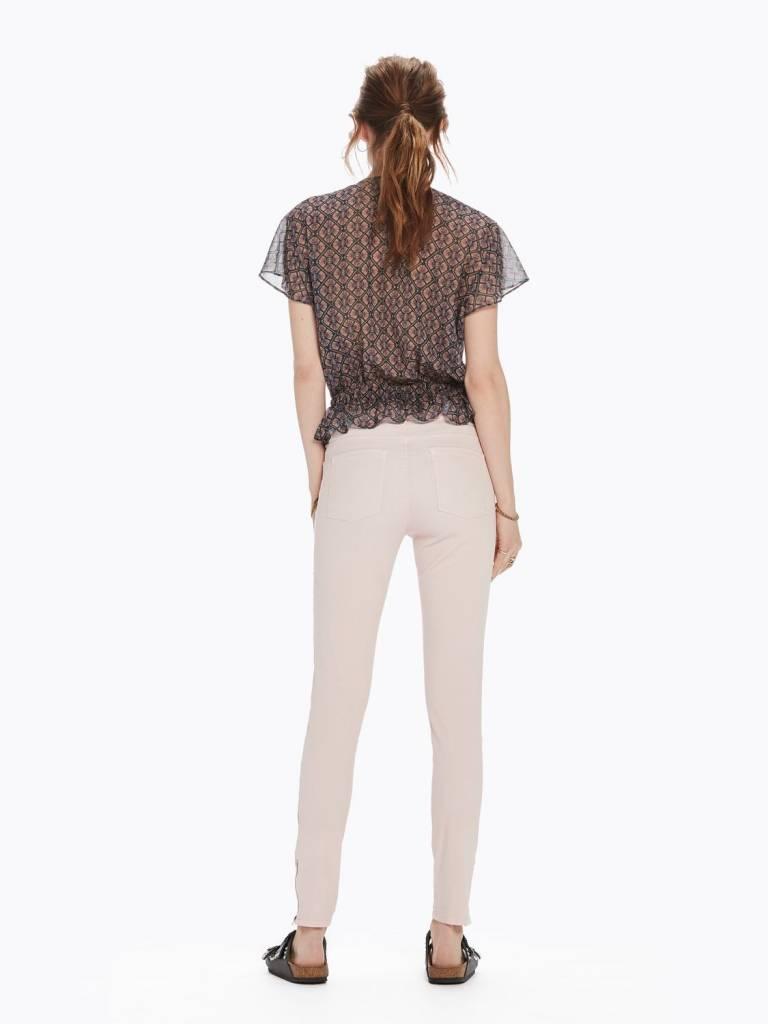 Maison Scotch Maison Scotch Skinny pants in satin fabric