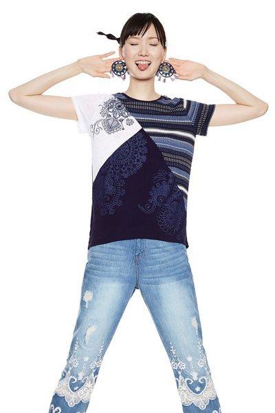 Desigual Desigual T-Shirt Bemus