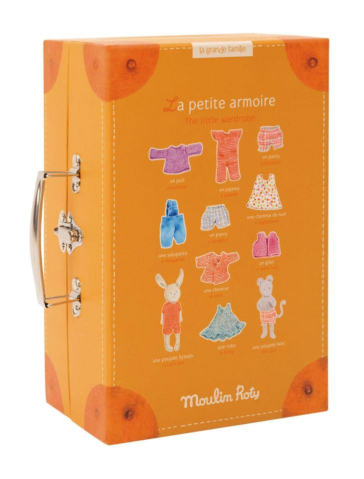 Moulin Roty Moulin Roty - Petite armoire