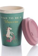 ChicMic Chic Mic Tasse en bambou Time for unicorns