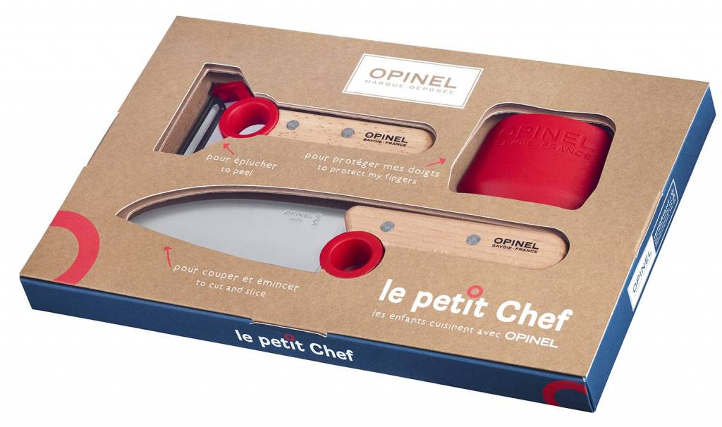 Opinel Opinel Coffret petit Chef