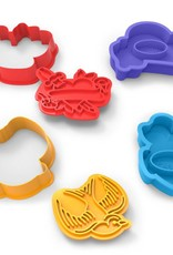 Fred Fred Tough cookies - Cookie cutters