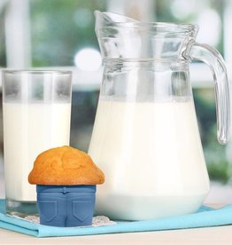 Fred Muffin tops - Baking cups (x4)