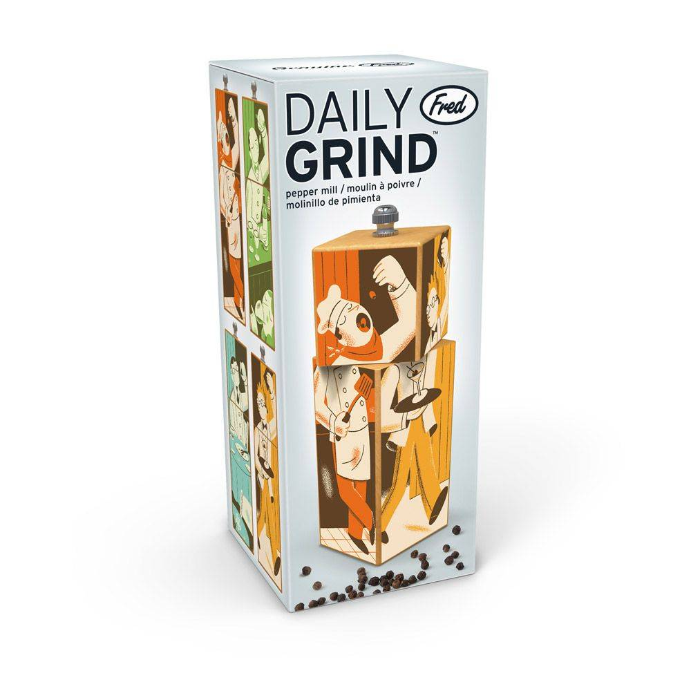 Fred Fred Daily grind - Moulin à poivre
