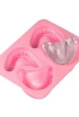Fred Fred Frozen smiles - Moule à glaçons en dentier