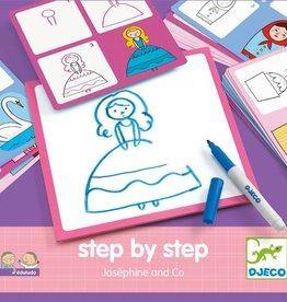 Djeco Eduludo / Step by step Joséphine