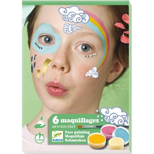 Djeco Djeco Coffret de maquillage