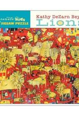 Puzzle Lions