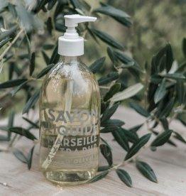 Savon liquide 300ml Bois d'olivier