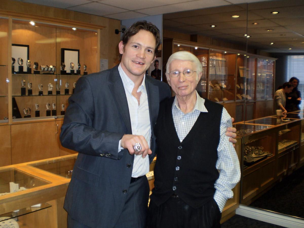 Minichiello Jewellers Founder