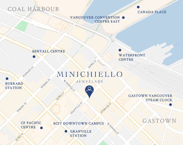 Minichiello Jewellers Location