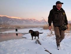 Winter Fly Fishing: Tips and products to help keep you on the water from Big Sky, Montana