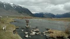 Fly Shop Day Dreaming'. The Upper Madison River