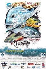 F#T Fly Fishing Film Tour in Big Sky! March 24th 5pm & 8pm showings.
