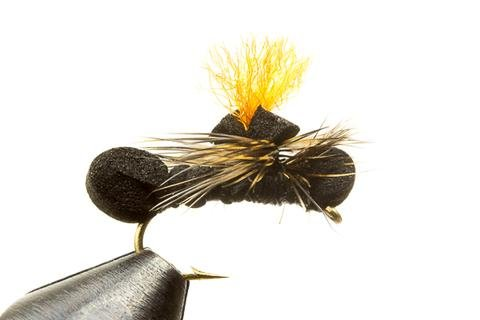Thursday (Friday this week!) Night Fly Tying...Scott Sanchez's Parachute Humpy Ant
