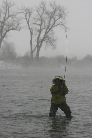 A Big Sky, Montana Anglers Thanksgiving List