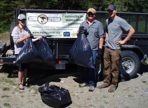 Help clean up our rivers...Lower Madison this Saturday and the Gallatin on Monday
