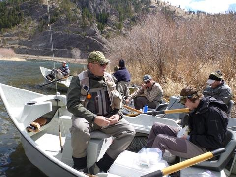 Make Your Grandma Proud: Fly Fishing Etiquette