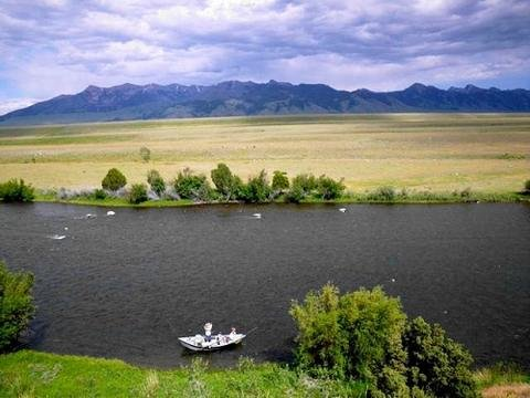 Madison River's history as a Montana trout laboratory