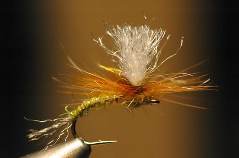 Thursday Night Fly Tying...the Klinkhammer