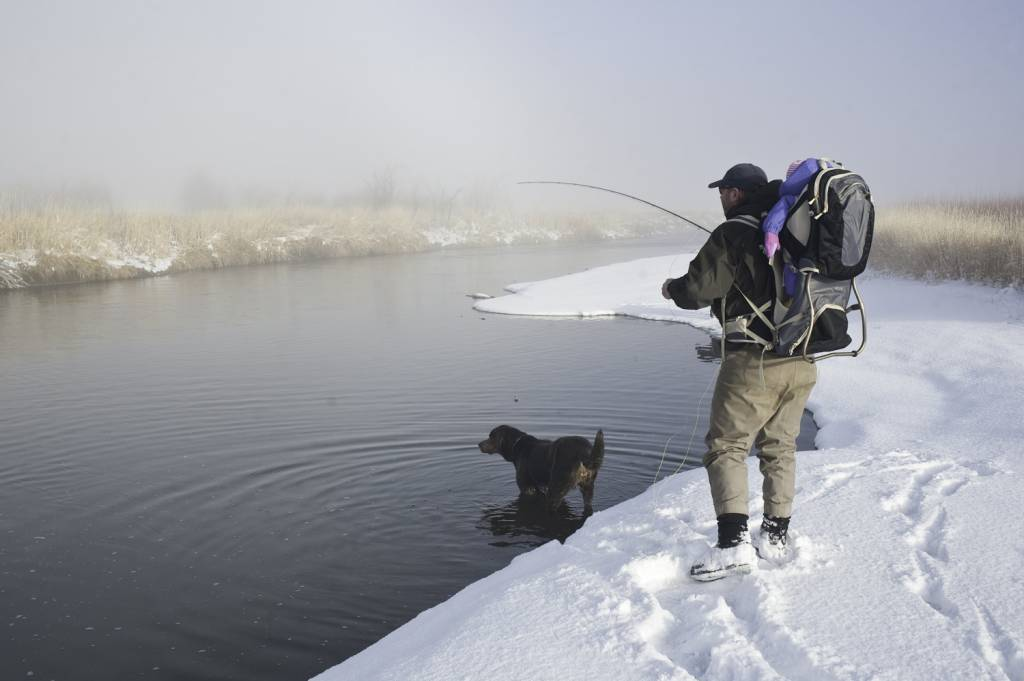 Winter Fly Fishing: Fish Safely, Catch More Fish, and Get Home