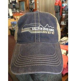 Ouray Sportswear GRG Legend Trucker Cap