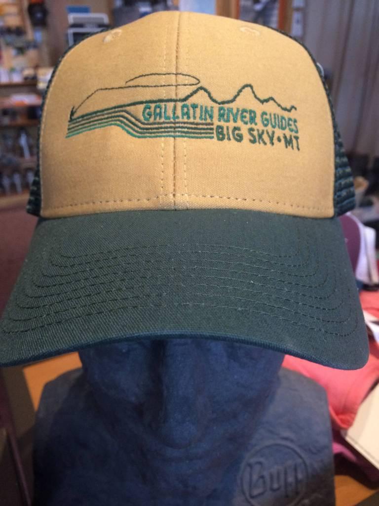 Ouray Sportswear GRG Industrial Mesh Cap