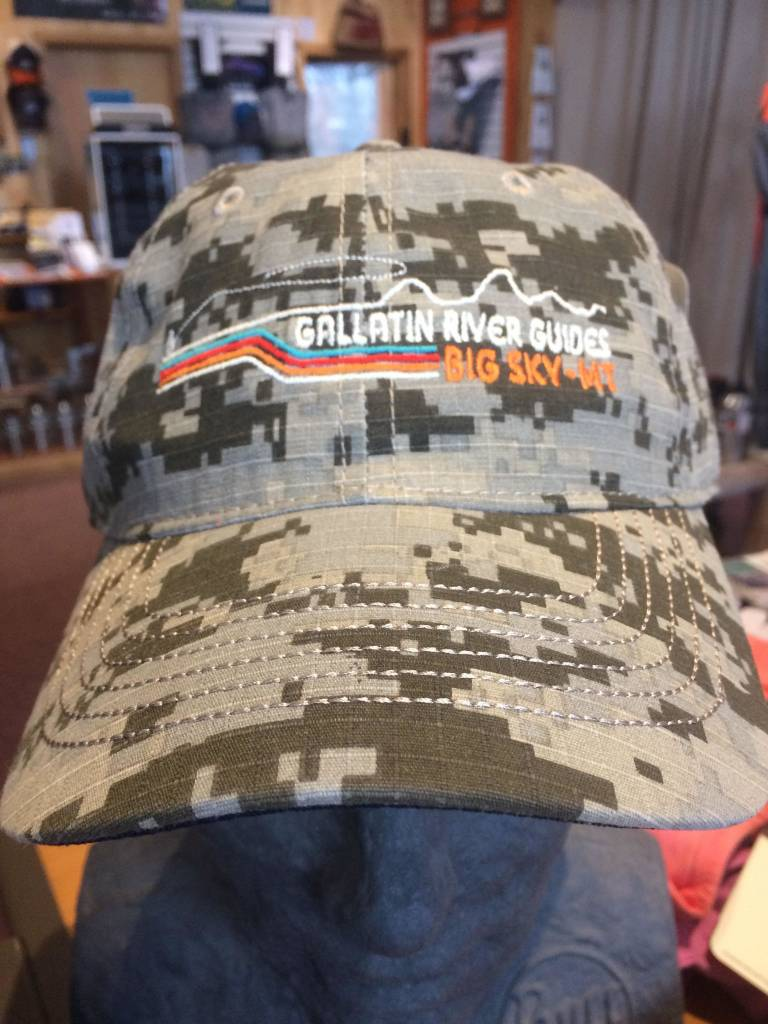 GRG Digital Camo Cap