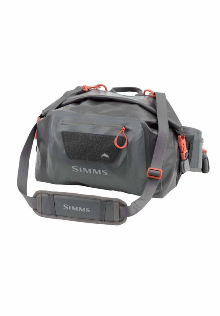 Simms Fishing Products Simms Dry Creek Hip Pack - Gunmetal