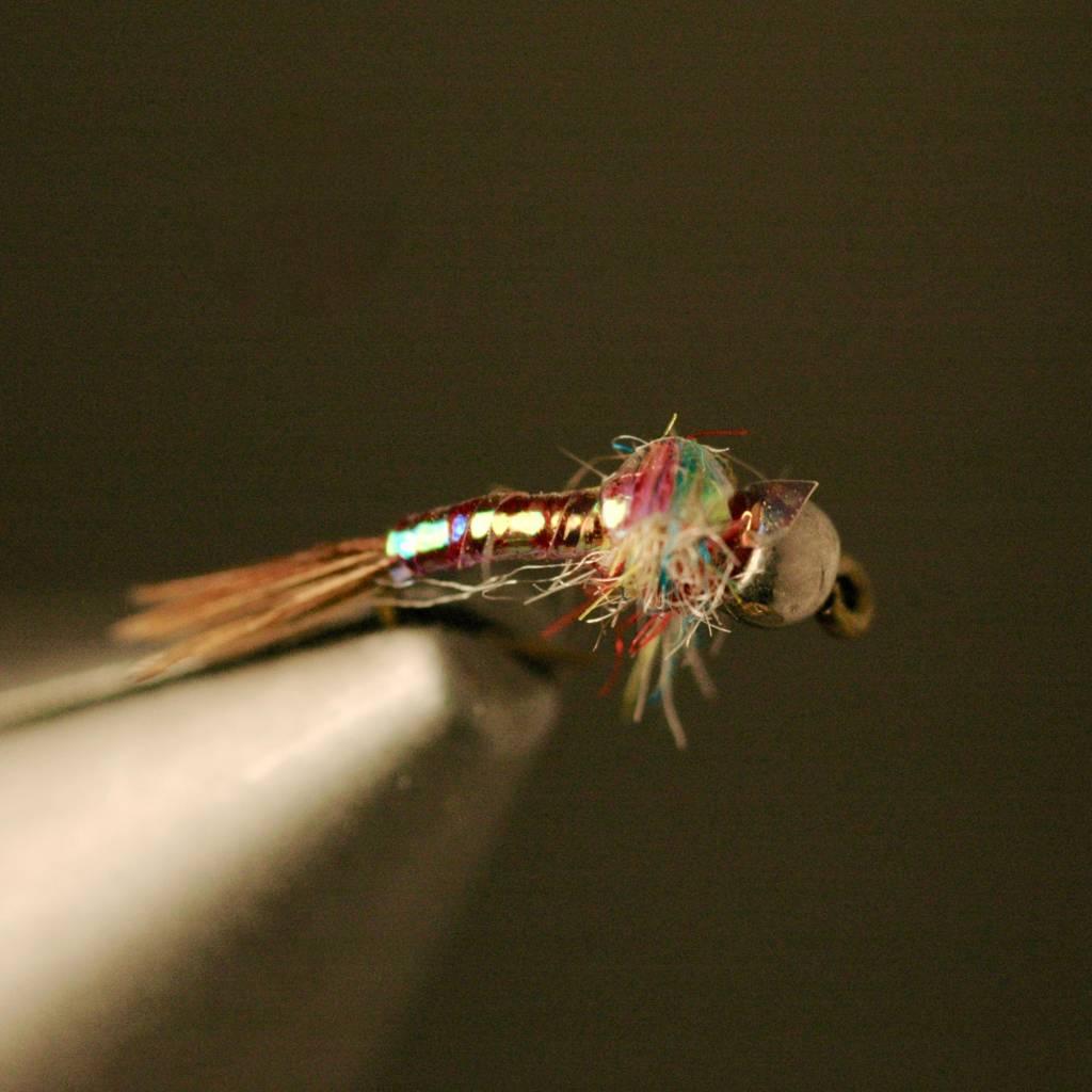 Wednesday Night Fly Tying...Rainbow Warrior