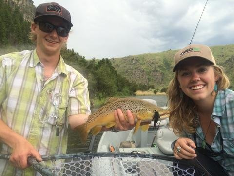 "Montana Fishing Guide School. Where are they now? ""Andrew Hay"""