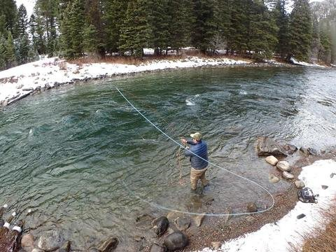 The Eddy Line: What's the deal with these funny spey rods?