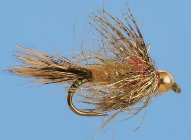 Wednesday Night Fly Tying...Sizzlin' Hot Spot Squirrel