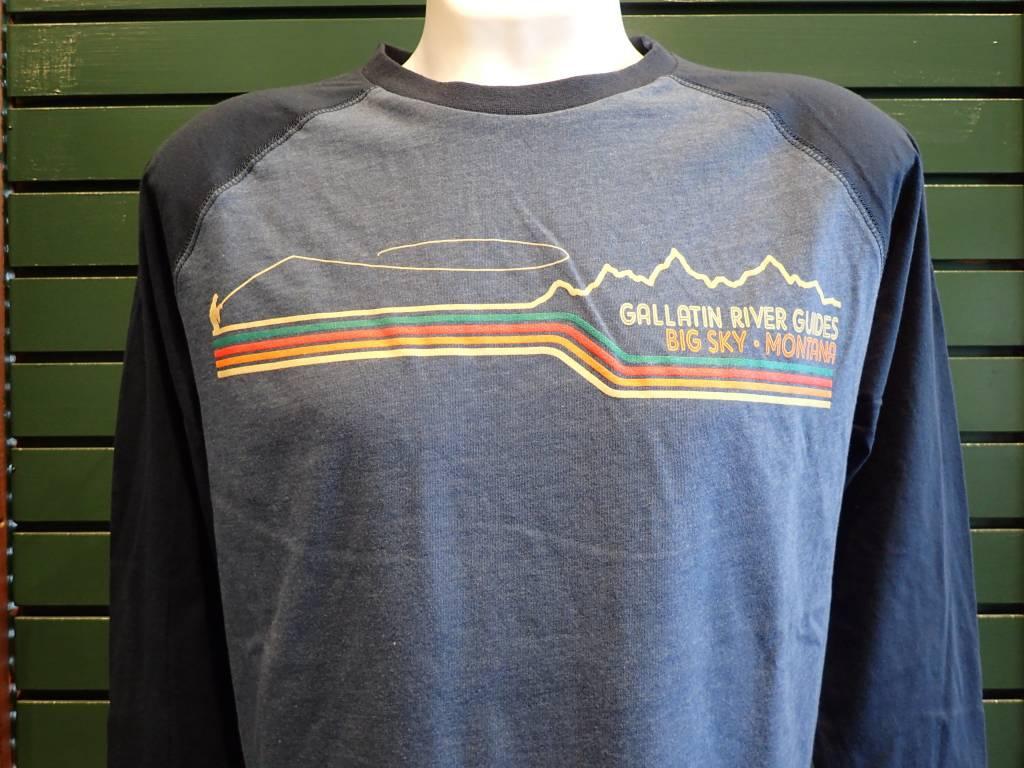 Ouray Sportswear GRG Baseball Long Sleeve Shirt