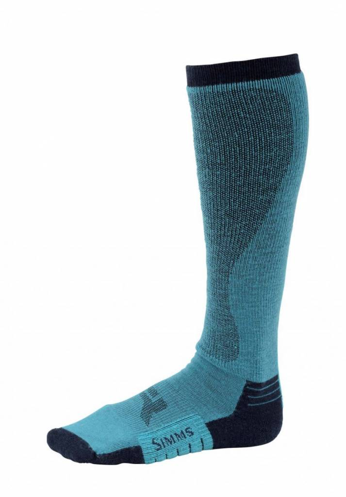 Simms Fishing Products Simms Women's Guide Midweight OTC Sock