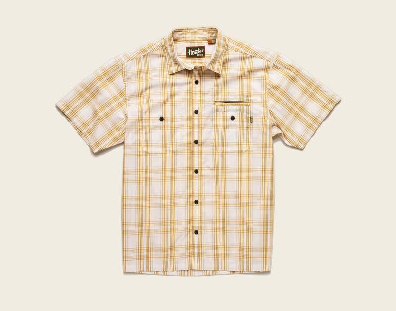 HOWLER BROS Howler Bros Aransas SS Shirt - Avery Plaid