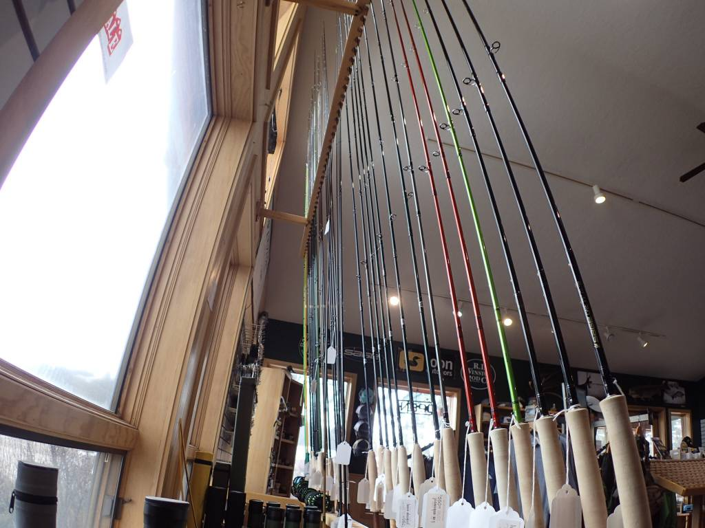 Buying a fly rod?  The right size rod for SW Montana.