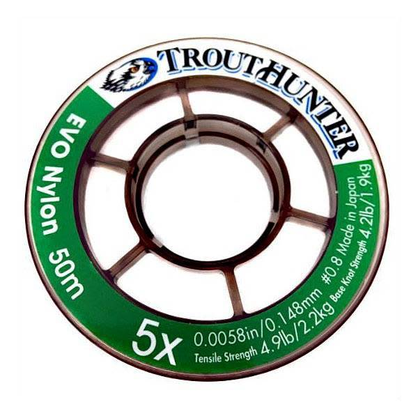 TroutHunter Trouthunter EVO Nylon Tippet