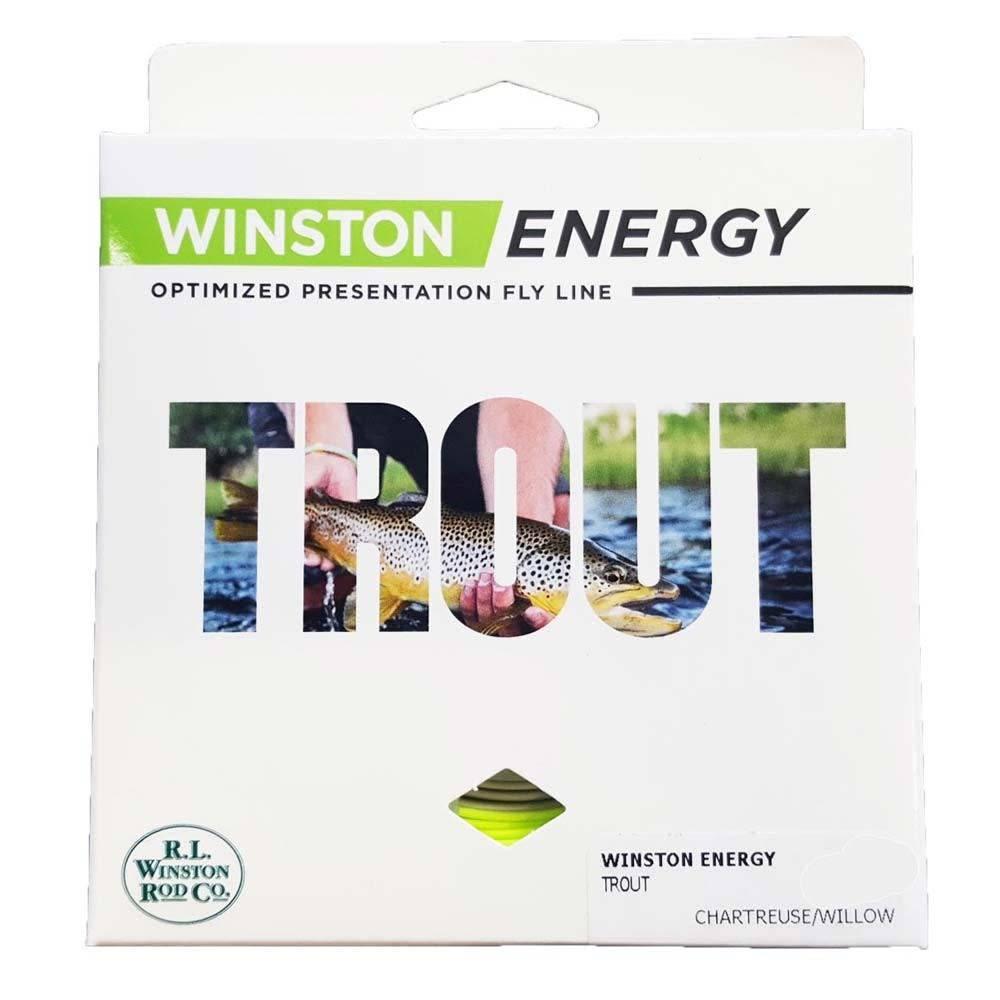R.L. Winston Winston Energy Fly Line
