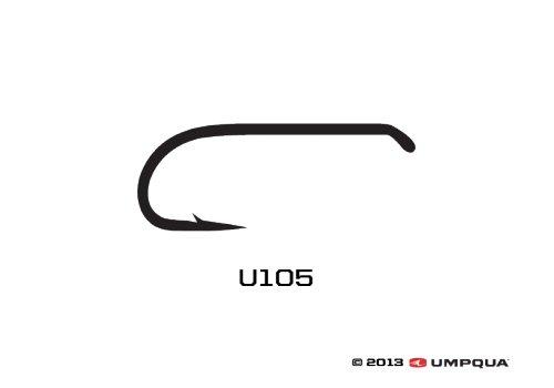 Umpqua Umpqua U-Series Nymph Hook U105
