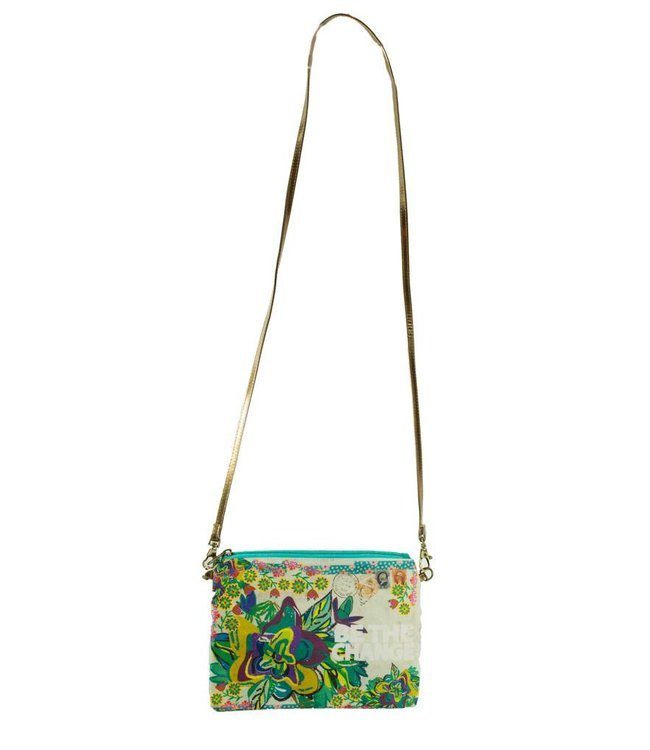 Natural Life Natural Life Crossbody Bag be the Change
