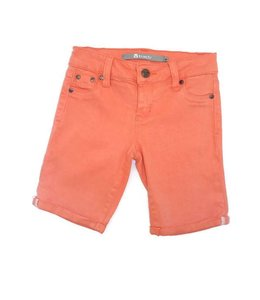 Tractr Jeans Tractr Petuni Burmuda Jeans Coral