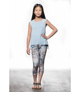 Ragdoll and Rockets Ragdoll & Rockets Floral Print Leggings